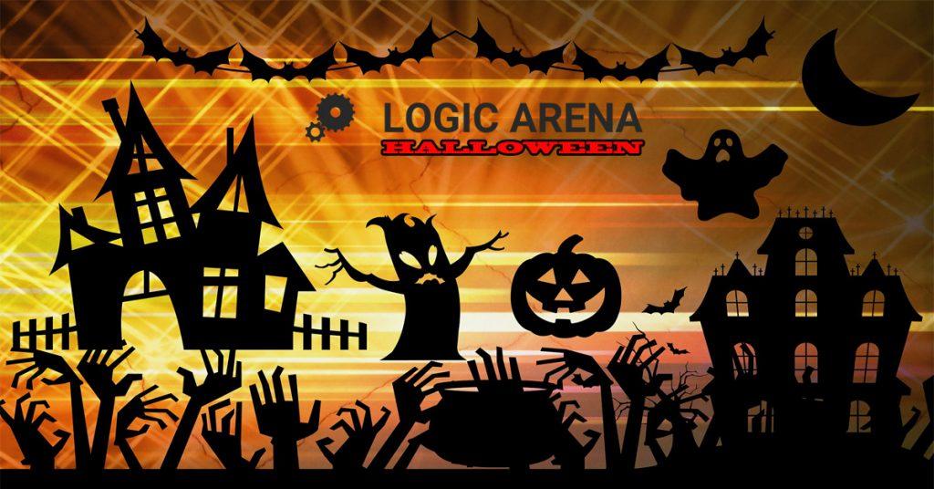 szabadulós Halloween szabadulószoba Logic Arena
